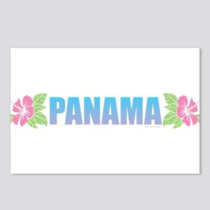 Panama Design Postcards (Package of 8)