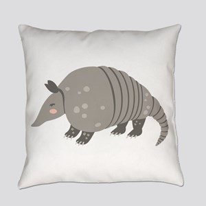 Armadillo Animal Everyday Pillow