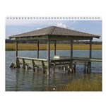 Pawleys Island Wall Calendar (design 9)