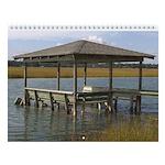 Pawleys Island Wall Calendar (design 9)