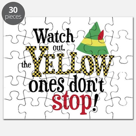 Elf Taxi Puzzle