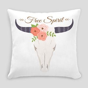 Free Spirit Everyday Pillow