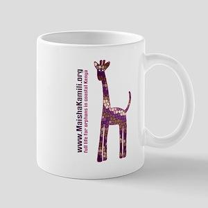 Full Life For Orphans Giraffe Mug Mugs