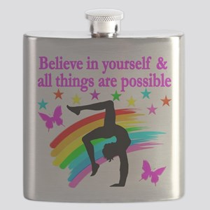 GYMNAST FAITH Flask