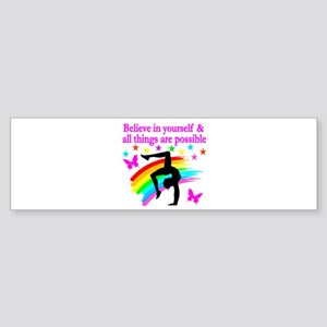 GYMNAST FAITH Sticker (Bumper)