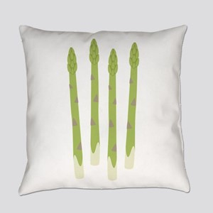 Asparagus Everyday Pillow