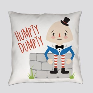 Humpty Dumpty Everyday Pillow