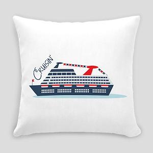 Cruisin Everyday Pillow