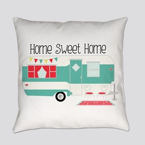 Home Sweet Home Everyday Pillow