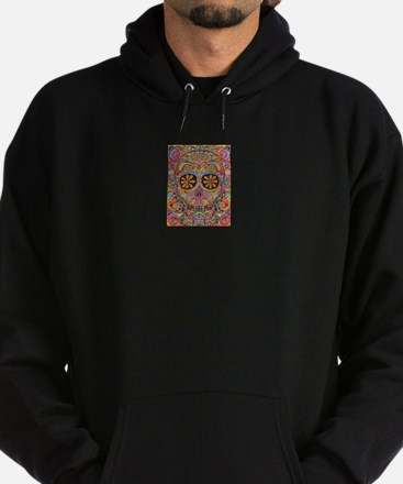 day of the dead Hoodie (dark)