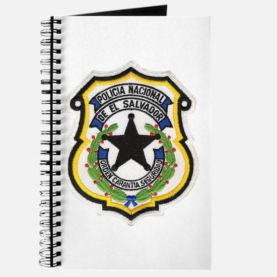 El Salvador Police Journal