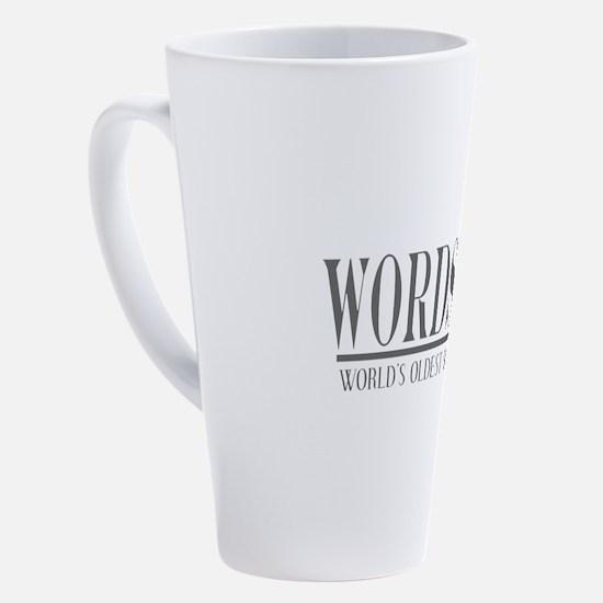 Cute Editors 17 oz Latte Mug