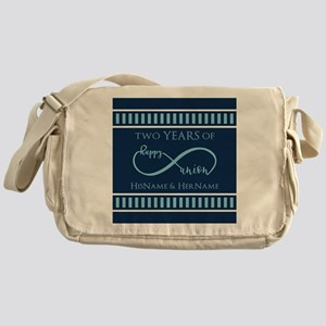 2nd Aniversary Celebration Gift Infi Messenger Bag