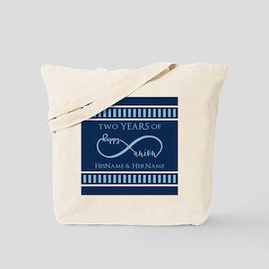 2nd Aniversary Celebration Gift Infinite Tote Bag