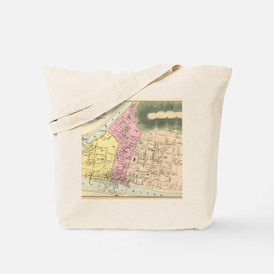Cute Charleston west virginia lds Tote Bag