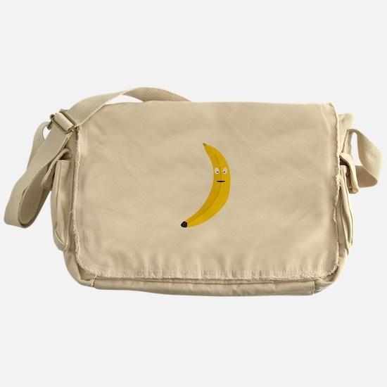 Cute banana Messenger Bag