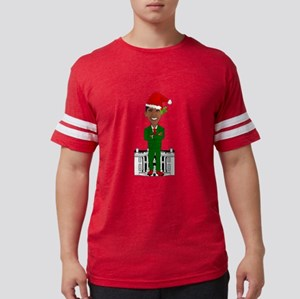 barack obama santa claus T-Shirt