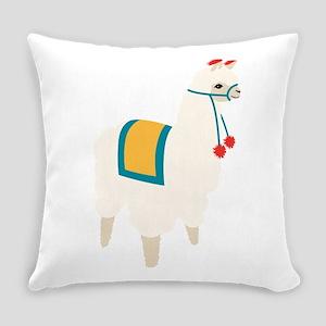 Alpaca Animal Everyday Pillow