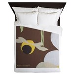 Bee & Petals Queen Duvet