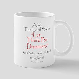 And The Lord Said: Mug