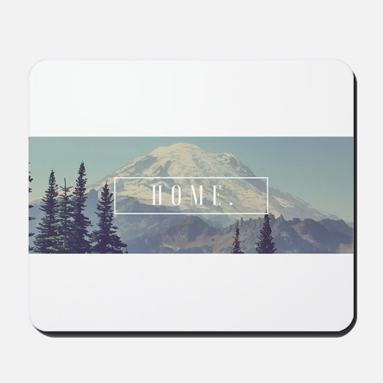 Mt. Rainier Mousepad