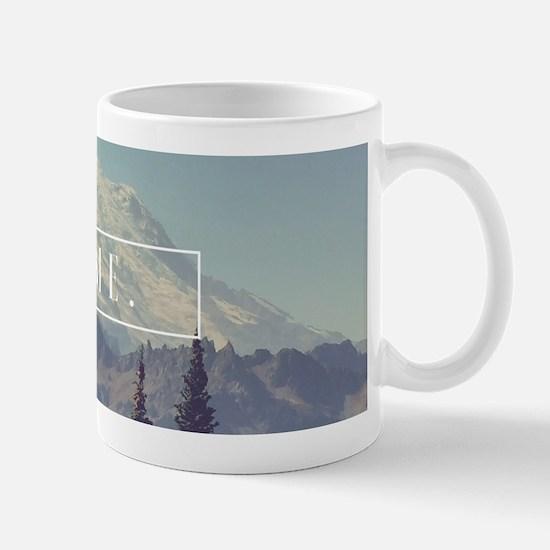 Mt. Rainier Mugs
