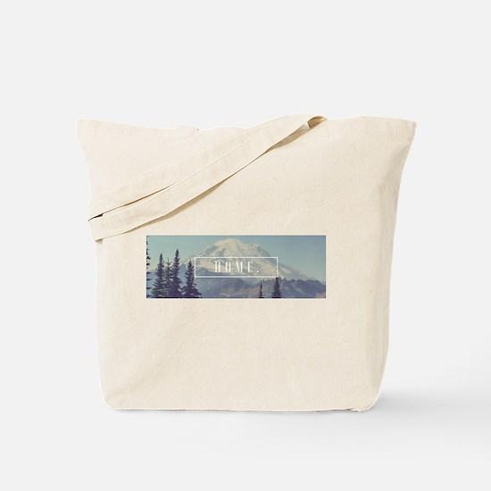 Mt. Rainier Tote Bag