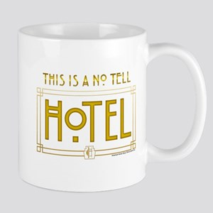 AHS Hotel No Tell Hotel Mug