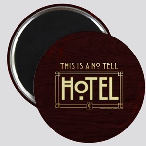 AHS Hotel No Tell Hotel Magnet