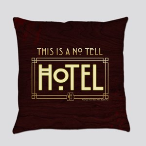 AHS Hotel No Tell Hotel Everyday Pillow