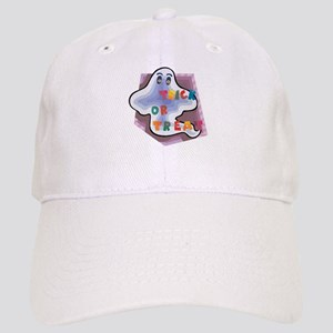Ghostly Trick or Treat Cap