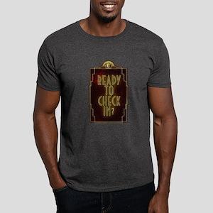 AHS Hotel Check In Dark T-Shirt
