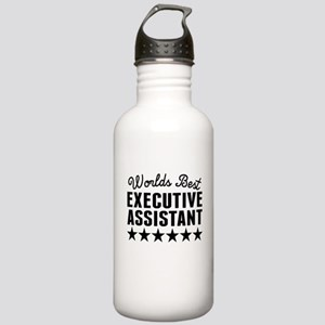 Worlds Best Executive Assistant Water Bottle