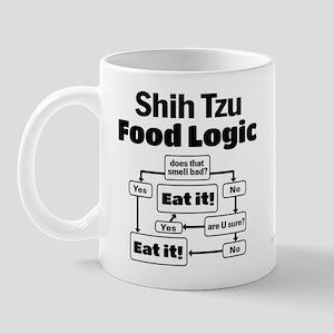 Shih Tzu Food Mug