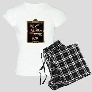 AHS Hotel The Countess Awai Women's Light Pajamas