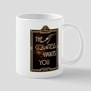 AHS Hotel The Countess Awaits Mug