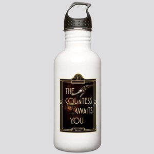 AHS Hotel The Countess Stainless Water Bottle 1.0L