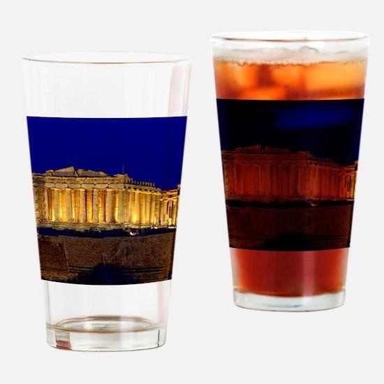 PARTHENON 2 Drinking Glass