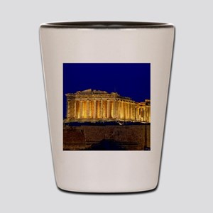PARTHENON 2 Shot Glass