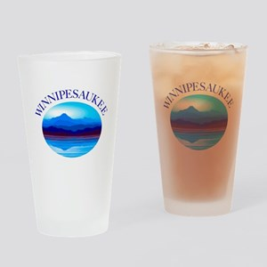 Lake Winnipesaukee New Hampshire Drinking Glass