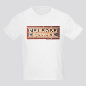 Melrose Place Logo Kids Light T-Shirt
