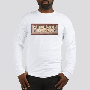 Melrose Place Logo Long Sleeve T-Shirt