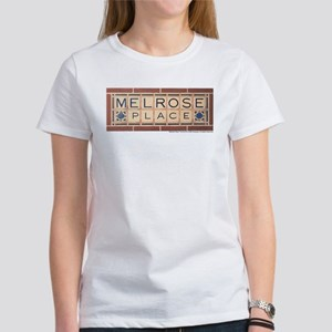 Melrose Place Logo Women's T-Shirt