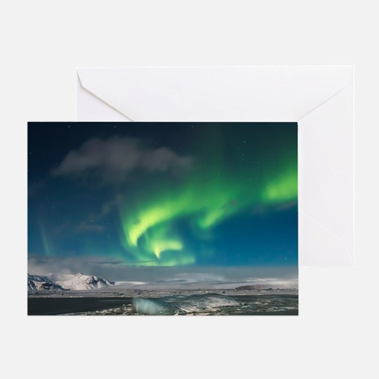 Unique Lights Greeting Card