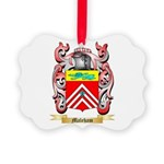 Maleham Picture Ornament
