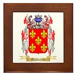 Maldonado Framed Tile