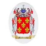 Maldonado Oval Ornament