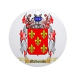 Maldonado Round Ornament