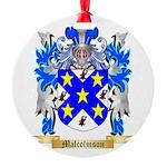 Malcolmson Round Ornament