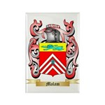 Malam Rectangle Magnet (10 pack)
